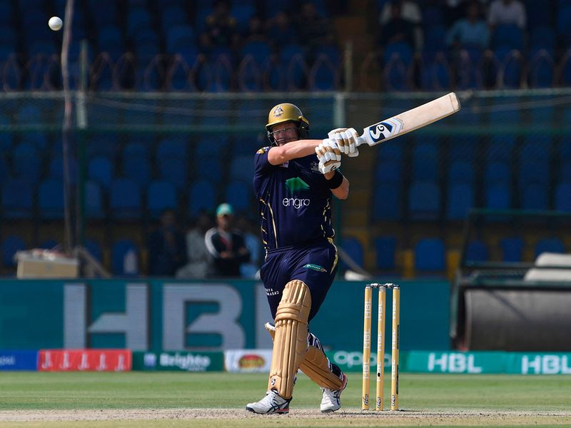 It wasn't good news for Quetta as Shane Watson was among those who struggled with the bat