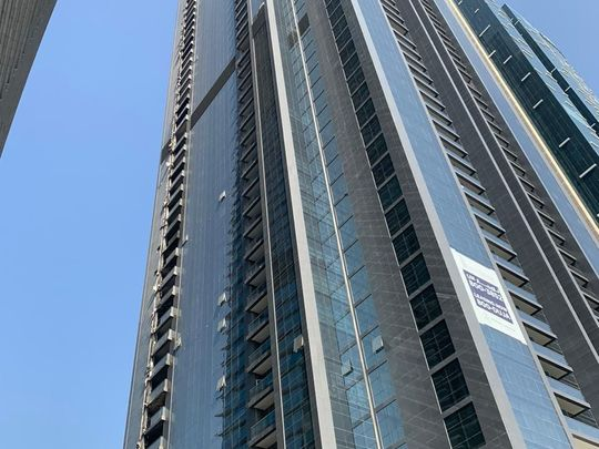 Dubai's fire-hit Duja Tower tenants start moving back in