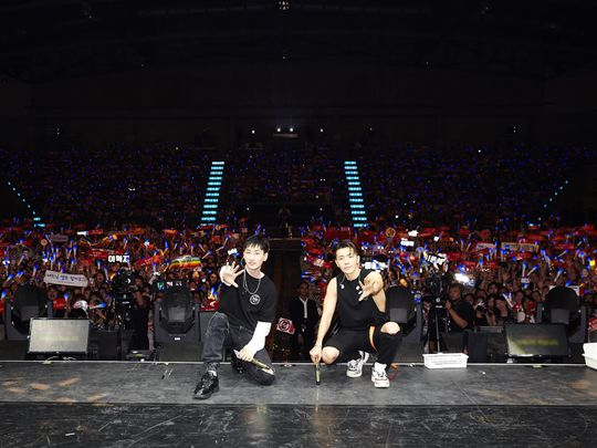Super Junior D&E 1 - Eunhyuk and Donghae-1582381097879