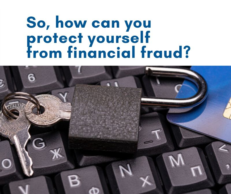 Financial fraud