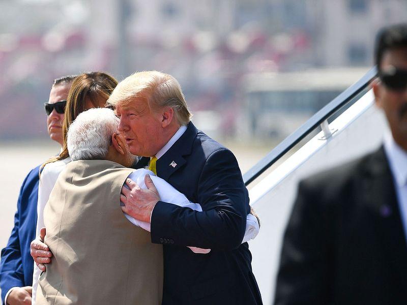 Trump India 05