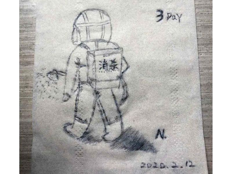 China drawings