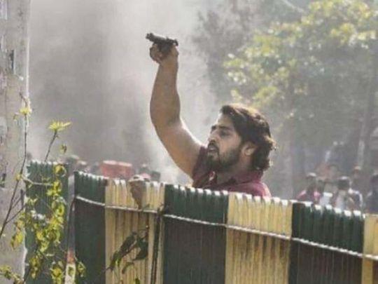 Delhi shooter