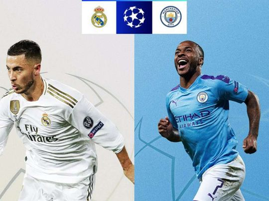 Real Madrid host Manchester City on Wednesday
