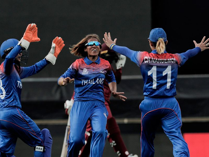 Thailand are playing at their first Women's T20 World Cup