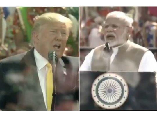Trump/Modi