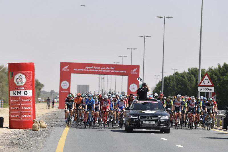 UAE Tour Stage 3