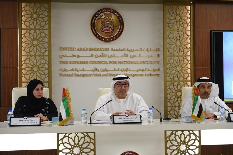 Abdul Rahman Al Owais, Minister of Health and Prevention
