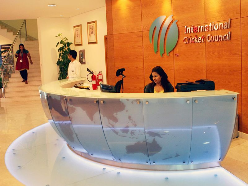 International Cricket Council office; ICC office