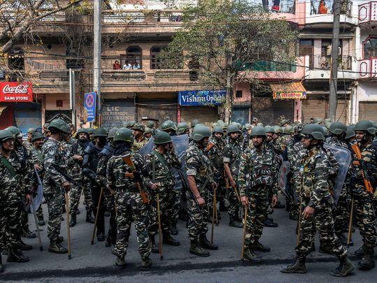 200227 Delhi riots