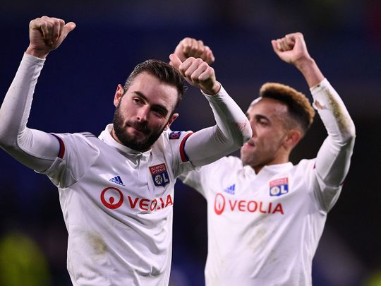 Champions League: Ronaldo's Juventus beaten by Lyon