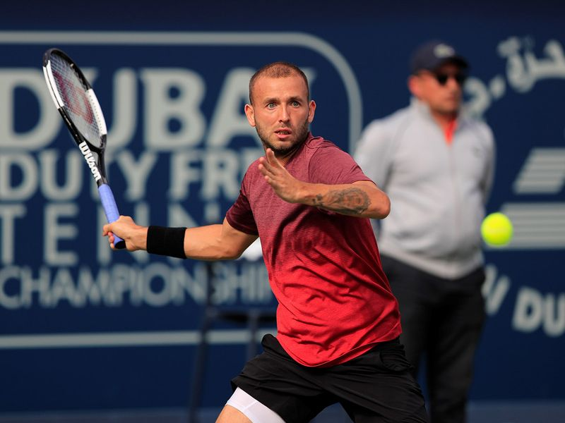 Dan Evans eager to get vaccinated ahead of Wimbledon: British tennis player would be 'heartbroken' to test positive for Covid-19