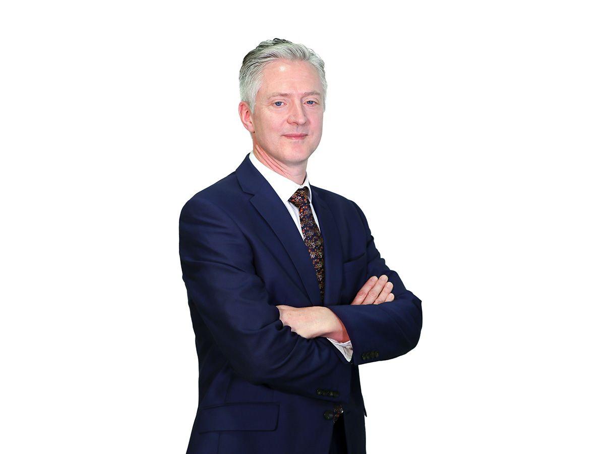 Dr Gavin Malcolm Spence