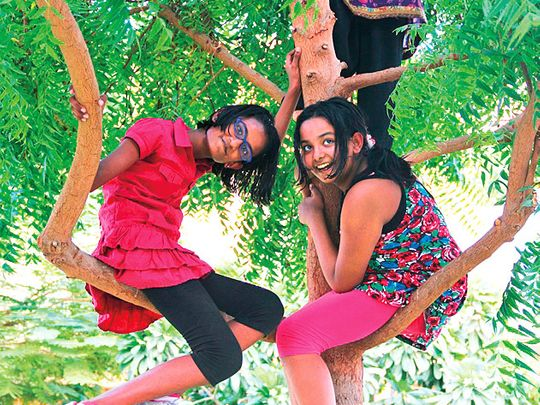 PW-200227_sports city_Sreesha Ghosh_web_VictoryHeights_Sreesha Ghosh and sister_supplied-1582800922867
