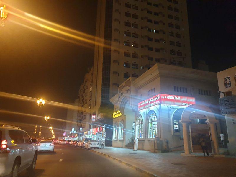 Wholesale market in Sharjah