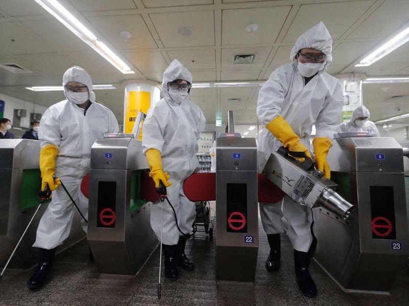 Korea virus