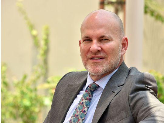 NMC Interim CEO Michael Davis