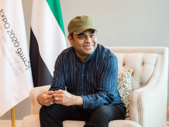 AR Rahman talent hunt in the UAE for Expo 2020