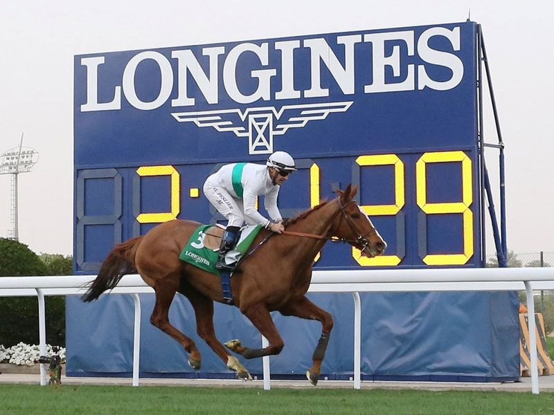 Call The Wind. Horse racing - Saudi Cup - King Abdulaziz Racetrack, Riyadh, Saudi Arabia - February 29, 2020