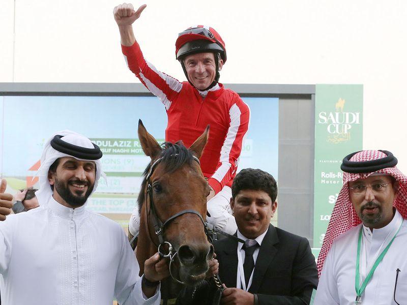 Horse racing - Saudi Cup - King Abdulaziz Racetrack, Riyadh, Saudi Arabia - February 29, 2020
