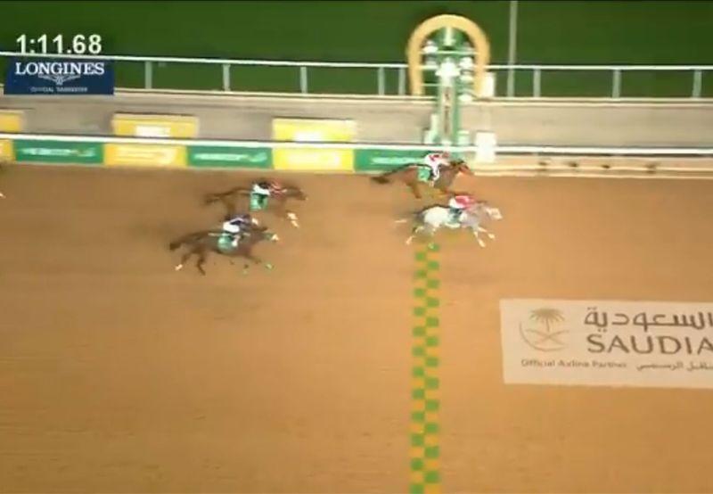 Maximum Security wins inaugural Saudi Cup