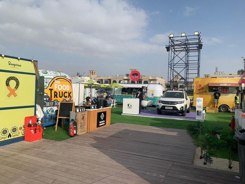 Etisalat Beach Canteen, Dubai Food Festival