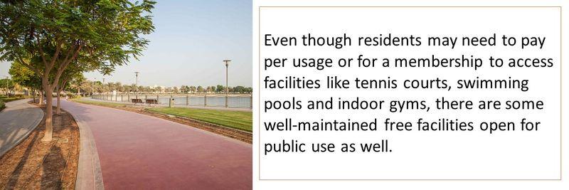 Rec facilities