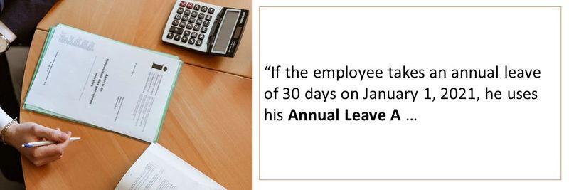 Annual leave
