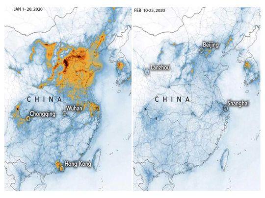 China Pollution