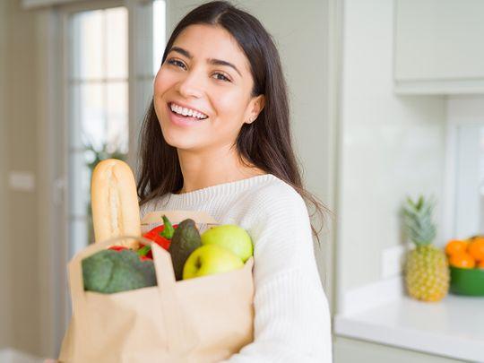 Dubai Health Authority Women's nutrition