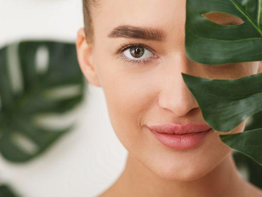 Dubai Health Authority women's skin