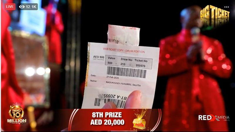 20k winner