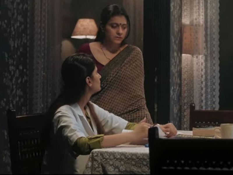 Kajol in 'Devi'