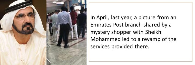 Mystery shopper 5