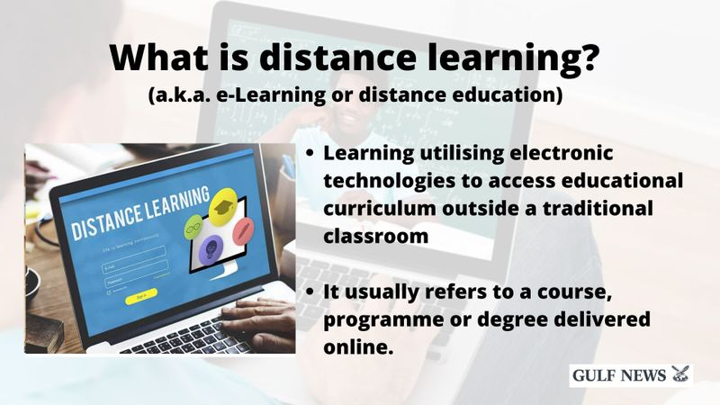 DL 02 distance learning