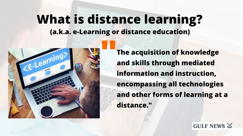 Distance learning 03
