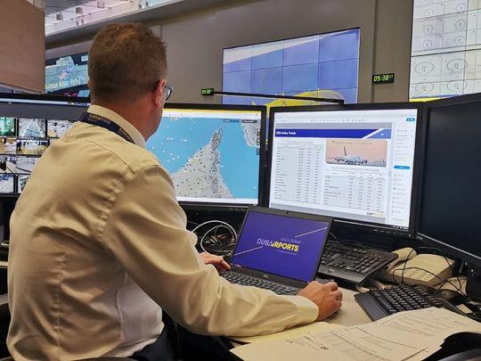 Dubai Airport Operational Control Centre opens