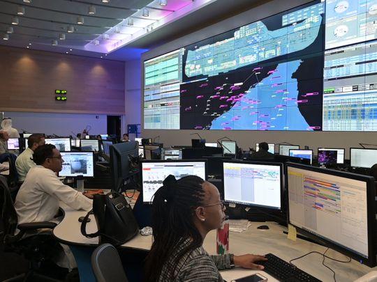 Dubai Airport S Operational Control Centre Officially Opens News Video Gulf News