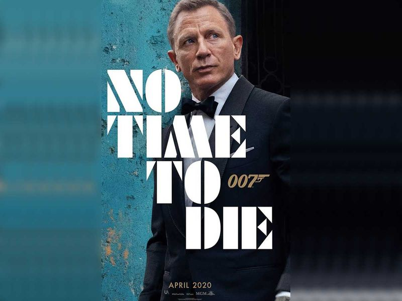 COVID-19: James Bond movie 'No Time to Die' delayed again