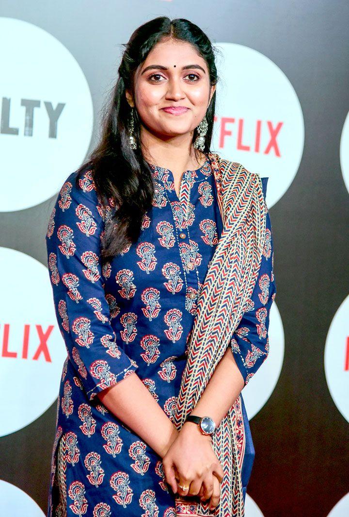 Marathi actress Rinku Rajguru