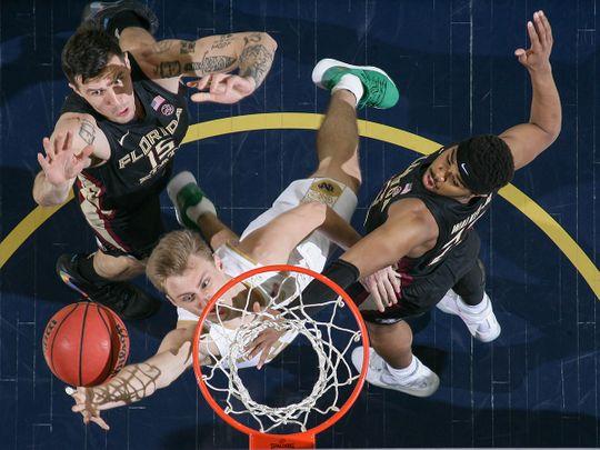 NCAA Men's Basketball in Dubai next year