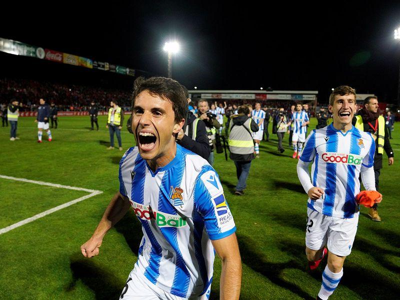 Real Sociedad make first Copa Del Rey final in 32 years