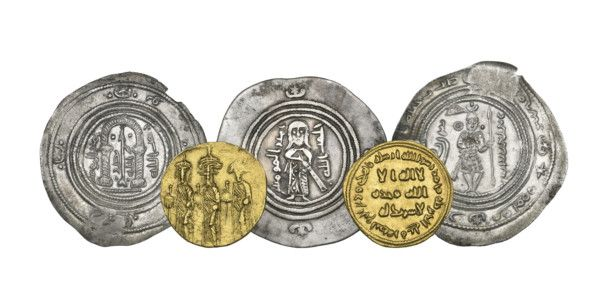 NAT 200306 MortonAndEden-5HighlyImportantRareIslamicCoins-1583502608546