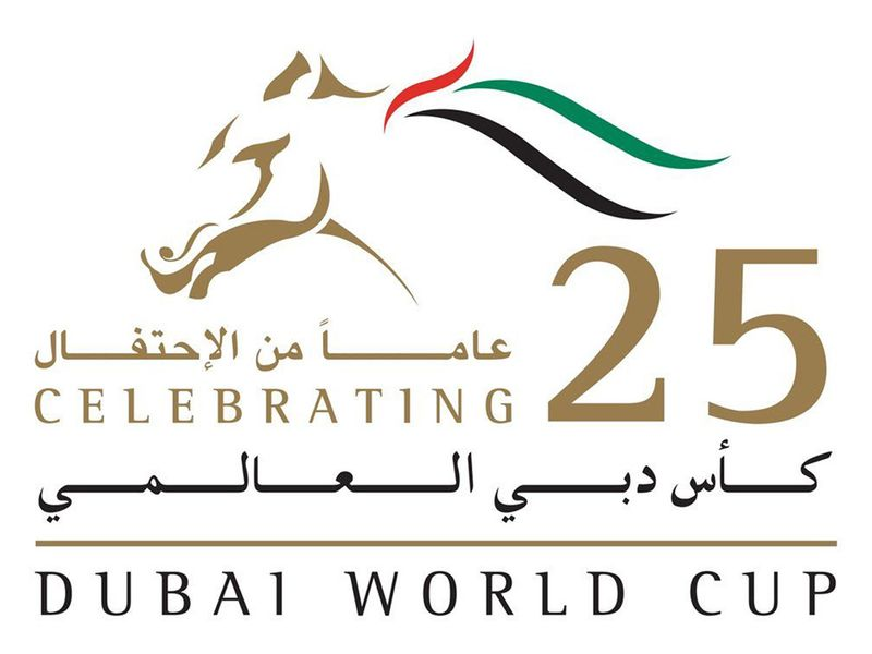 This will be the 25th running of the Dubai World Cup