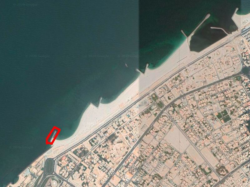 Al Hira Beach Sharjah