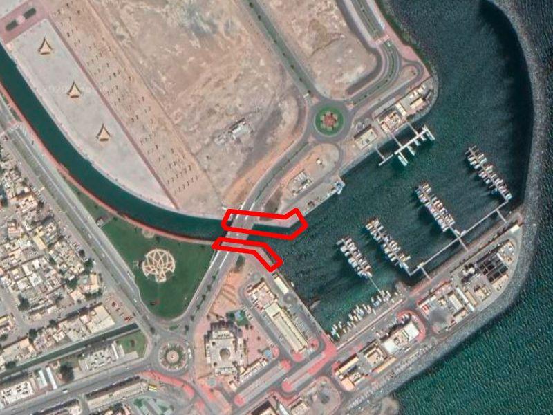 Dibba Al Hisn Water Canal