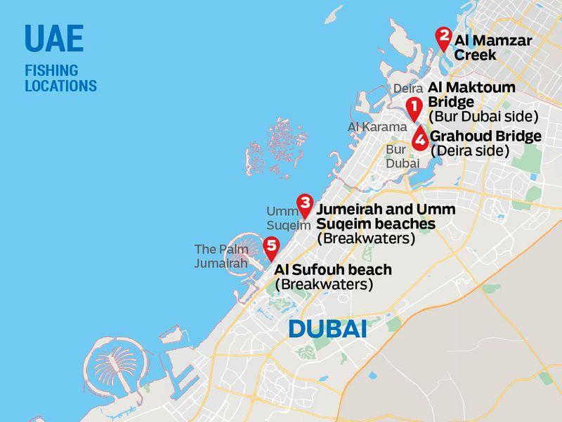 Dubai map final