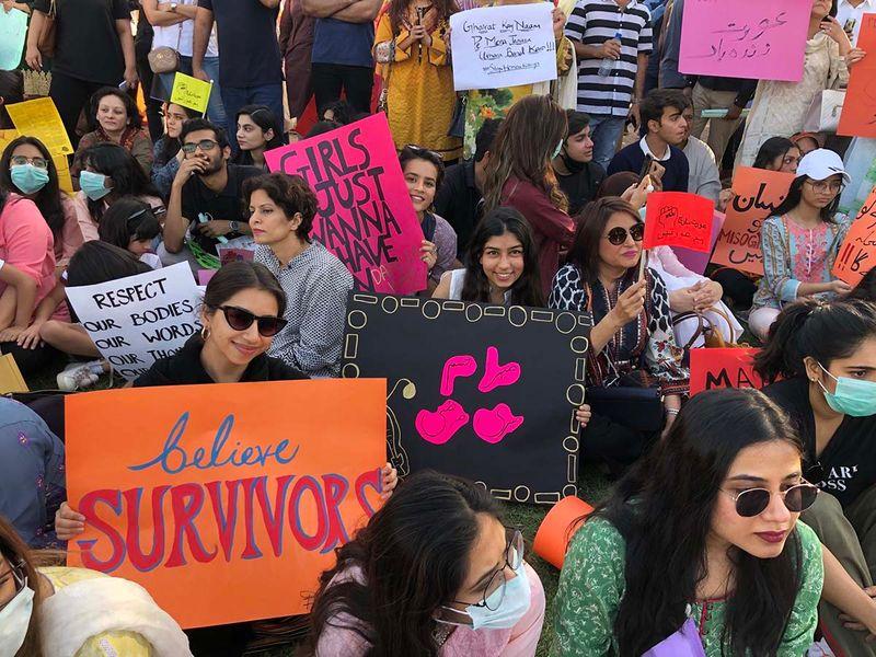 Aurat March 2020 Pakistan
