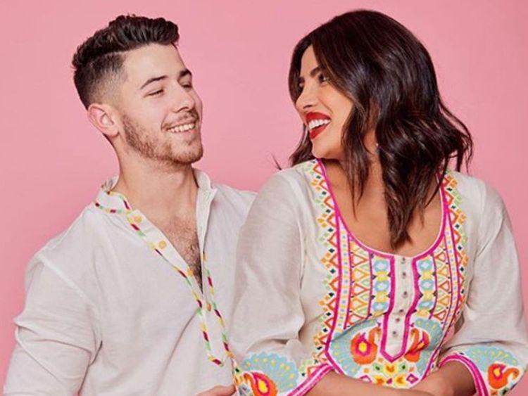 COVID-19 lockdown: Nick Jonas teaches Priyanka how to play the ...