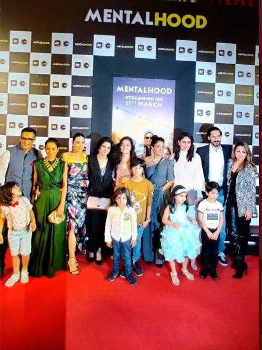 Star Cast of 'Mentalhood'
